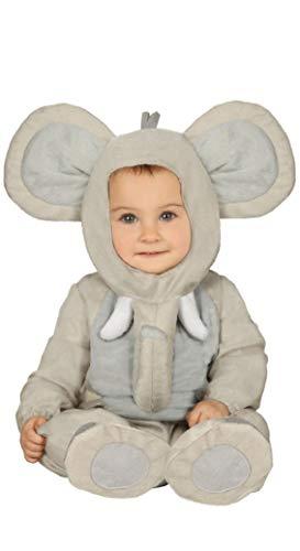 Fiesta Guirca Elefantkostüm Elefant Baby Kostüm Tierkostüm ()