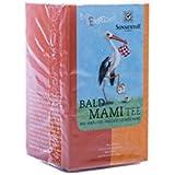 Sonnentor Bald Mami-Tee Bio-Bengelchen Teebeutel, 2er Pack (2 x 20 g) - Bio