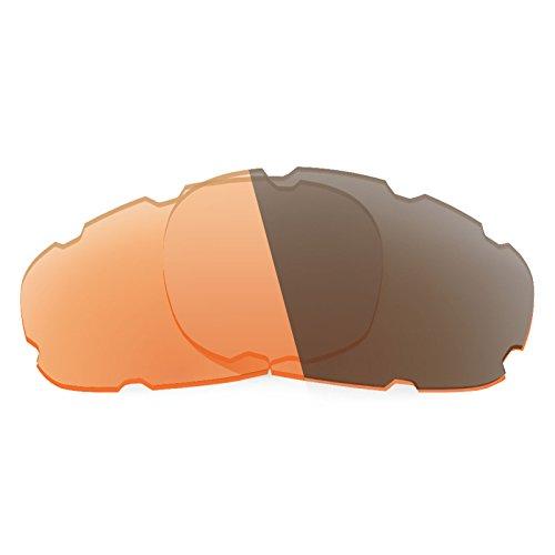 Revant Ersatzlinsen für Oakley Split Jacket Vented Elite Adapt Orange