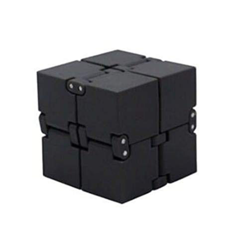 469cb86d457f60 RichLong Fidget EDC Magic Cube Toy Infinite Cube Relief Focus Anxiety  Stress Relax Gift Toy Hand