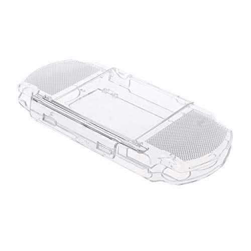 ZOUCY Funda Protectora Crystal Protective Hard Carry para Playstation PSP 2000 3000