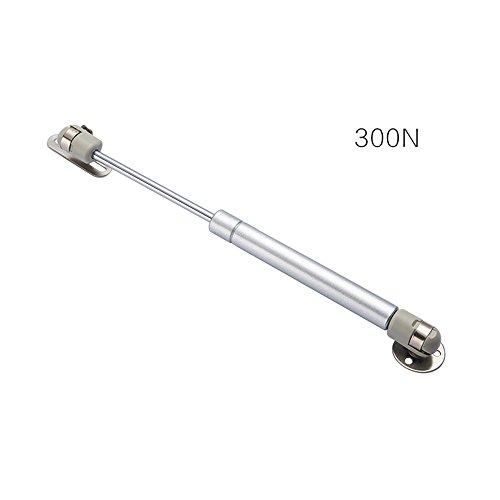 MM bieleta neumática de montaje de muelle de amortiguador de Apoyo hidráulico acero hxm1801para la puerta de gabinete 300N