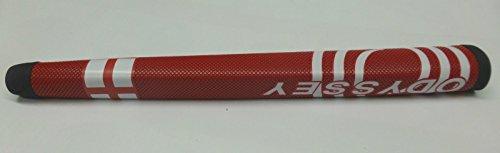 Odyssey Unisex-Golf-Putter-Griff Einheitsgröße rot