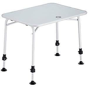 10T Campingtisch Flaprack  2 - 4 Mann Klapptisch stabiler 80x60 cm Garten-Tisch mit Teleskop Beinen