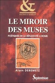 Le miroir des muses. : Poétiques de la réflexivité à Rome