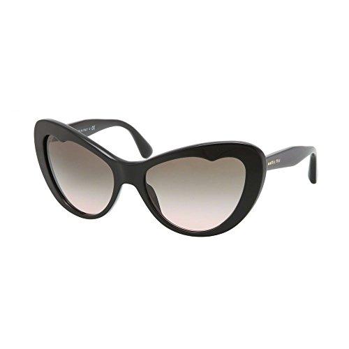 Miu Miu Sonnenbrille/Sunglasses SMU04O 57[] 17 1AB-1E2 135 2N m. Etui