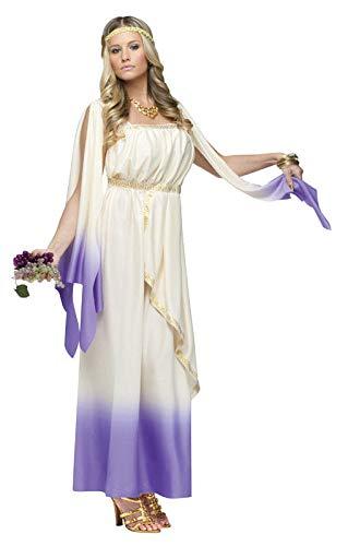 Horror-Shop Göttin des Olymps als Faschings & Karnevals Kostüm M/L (Hera Griechische Kostüm)
