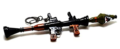 Dale el toque que necesitan tus llaves ya sea con tu skin o arma favorita, no sabes lo que molan hasta que tengas el primero...