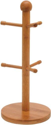 Lipper International 8899 Bambou Arbre à tasses