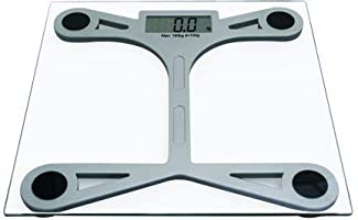 Square Shape Personal Scale - EG-00, Gray