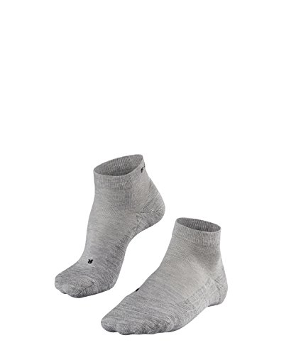 falke golfsocken FALKE Damen GO 2 Short Women Golfsocken, Light Grey, 37-38