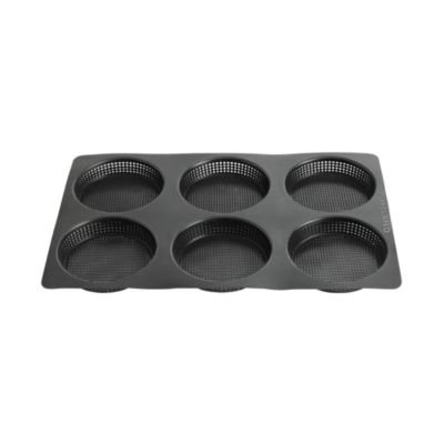 Price comparison product image Lakeland Perfobake Perforated Silicone Tart & Quiche Baking Tray