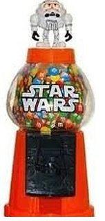 Preisvergleich Produktbild M&M'S Star Wars Episode 7 ,  12 Candy Dispenser with M&Ms Inside- Clone Trooper by CandyRific