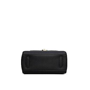 Damenmode PU Leder Messenger Umhängetaschen/Handtasche Tote Pinky