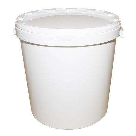 PLASTICOS HELGUEFER - Cubo Hermetico 25 litros Asas