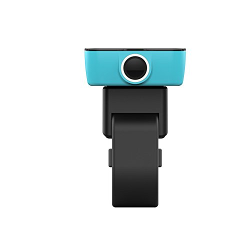 MiniWing Camile R100 Smart GPS Cycling Action Camera and Computer (Blue)