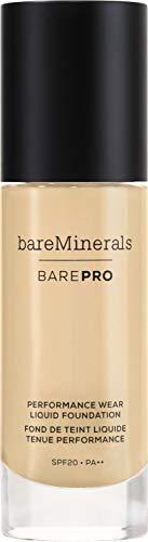 Wear Liquid Foundation (baremineral BarePro Performance Wear Liquid Foundation SPF20 30ml Aspen 04)