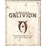 Guide Officiel the Elder Scrolls IV - Oblivion (pour PC et Xbox 360)
