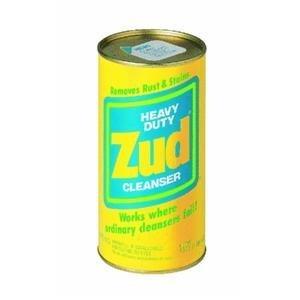 16 Oz Zud Heavy-Duty Rust Remover Cleanser-16OZ ZUD HD CLEANSER (Cleanser 1 Unzen)