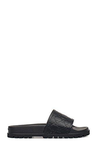 gucci-homme-431070cwd201000-noir-caoutchouc-sandales