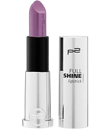 p2 cosmetics Lippenstift full shine lipstick, 3,8 g (030 reveal your soul)