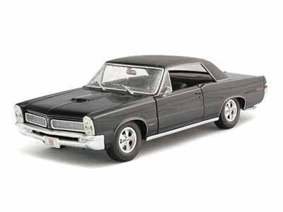 1965-pontiac-gto-hurst-edition-1-18-black-maisto-diecast-models-by-collectable-diecast