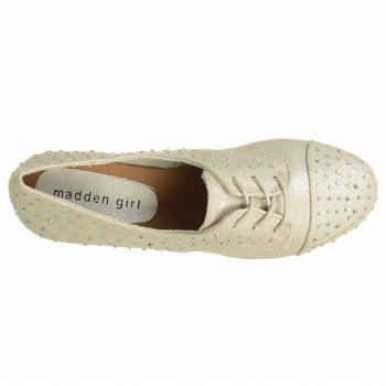 Madden Girl , Mocassins pour femme silver