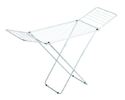 Gimi Jolly Floor clothes dryer in steel, 18 m drying length  - Assortment