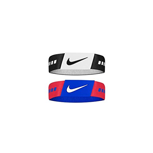Nike Baller Bands black/white/university red/racer blue XL/XXL -