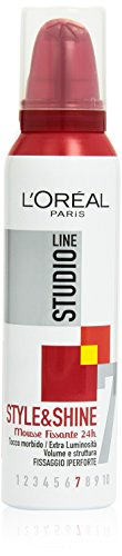 STUDIO LINE - Style&Shine Mousse Fixation Ultra-Forte