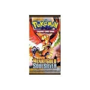 Pokémon - Heartgold Soulsilver - 1 paquet de boosters (10 cartes)