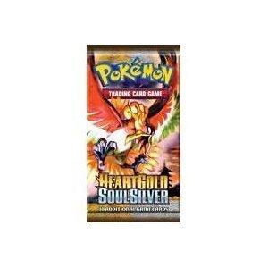 Pokémon - Heartgold Soulsilver - 1 paquet de boosters (10