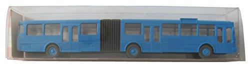 Wiking - MB Gelenkbus O 305 G - mit Leonberger Bausparkasse Aufkleber - Linienbus - Stadtbus - Bus