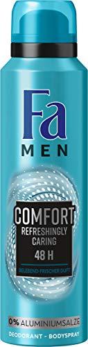 Fa Comfort Deospray, 6er Pack (6 x 150 ml)
