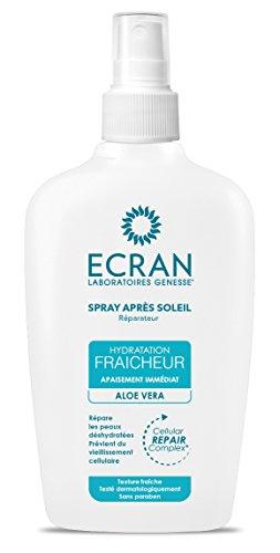 Ecran - Spray aftersun Fraîcheur