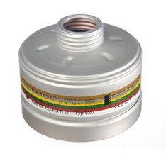 Dräger A2B2E2K2HgP3 RD Filter mit DIN EN Rundgewindeanschluß (China Hersteller Kostüm)