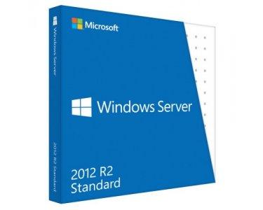 Vollversion Windows Server Standard 2012 R2/ 64-bit/ deutsch / DVD / 5 Clt
