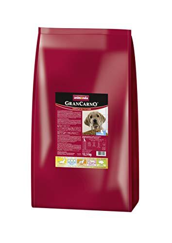 Animonda GranCarno Hundetrockenfutter Junior 12,5 kg, weizen-glutenfrei
