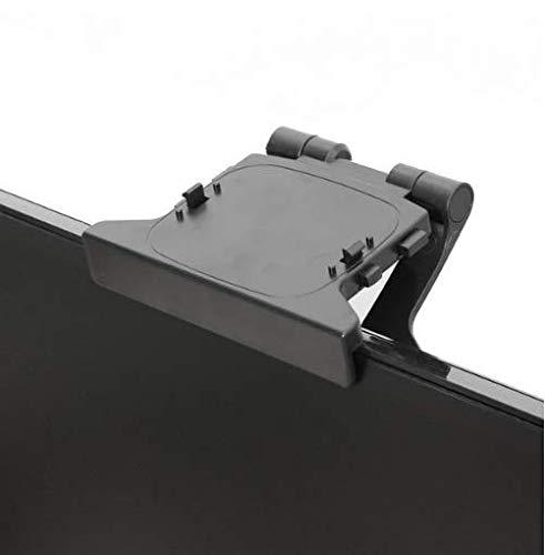 MYAMIA TV Clip Abrazadera Montaje Stand Soporte para Sensor De Kinect De Microsoft Xbox 360