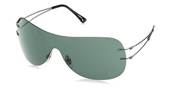 4d3f269695 Ray-Ban RB8057 Sunglasses 004 71-34 - Gunmetal Frame