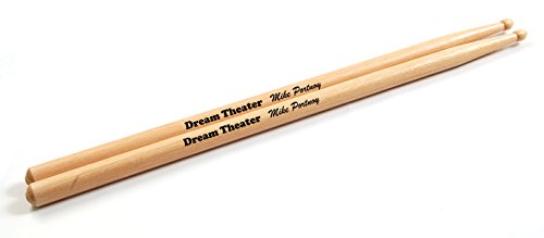 Dream Theater Mike Portnoy Set of 2 Maple Drumsticks