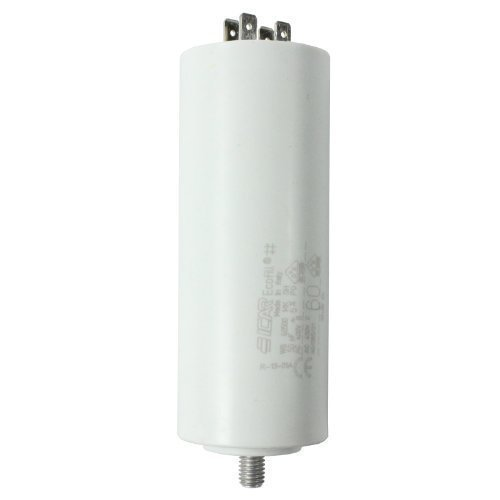First4Spares Electric Start 60uF Kondensator für elektrische Geräte & Baumaschinen