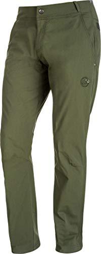 Mammut Herren Kletter-Hose, grün, 50 - Grüne Snowboard-hose