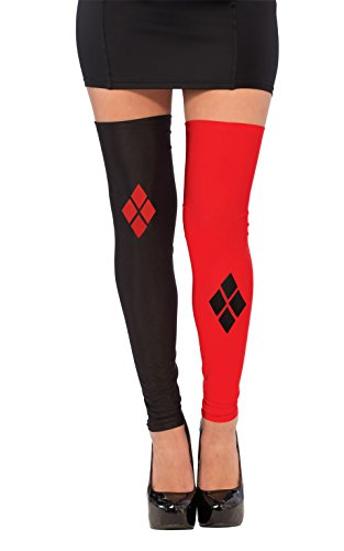 Rubies Harley Quinn Thigh Highs