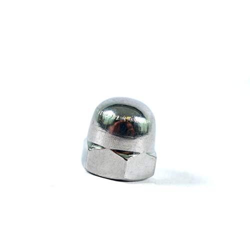 Hutmutter Head Cap Zoll UNC 3/8-18 V2 Edelstahl