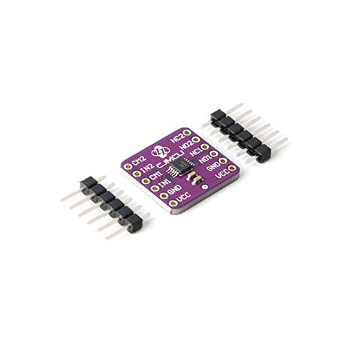 MFMYUANHAN TS5A23157 Dual Single Pole Double Throw SPDT Analog Switch Modul (Single Pole Dual Switch)