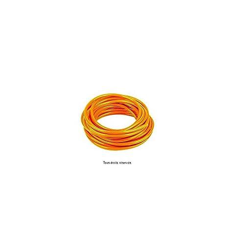 Durite Refroidissement - Durite Orange Ø6mm X 3 Mètres