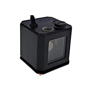 Alphacool 2600 rpm Eisbaer Solo Water Cooling System - Black