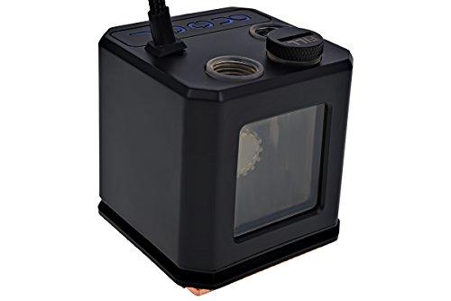Alphacool Eisbaer (Solo) Negro - Accesorio de refrigeración (63 mm, 63 mm, 68...
