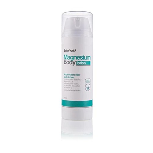 BetterYou Magnesium Body Lotion 150ml (PACK OF 2)